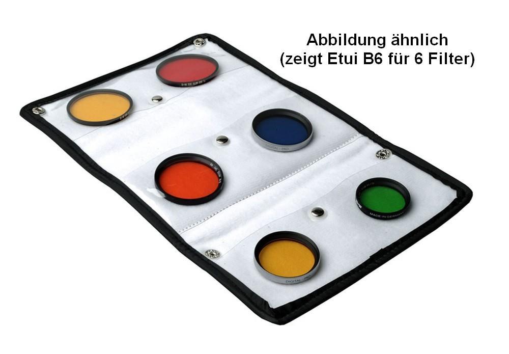 B+W B4 Etui bis Ø 86, Nylon (für 4 Filter)