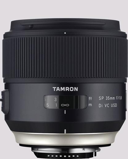 35mm F/1,8 SP Di VC USD  Nikon