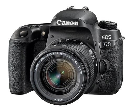 EOS 77D + EF-S 18-55 IS STM