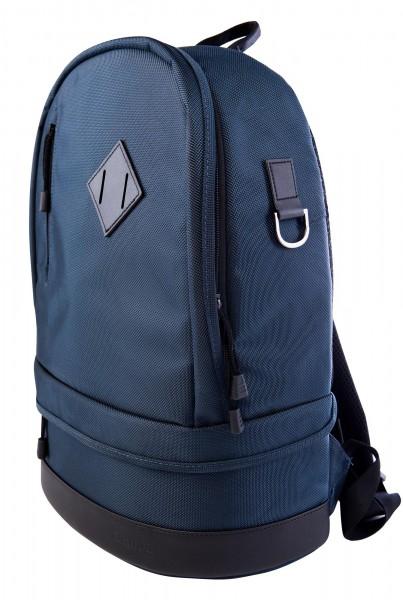 BP100  Rucksack blau