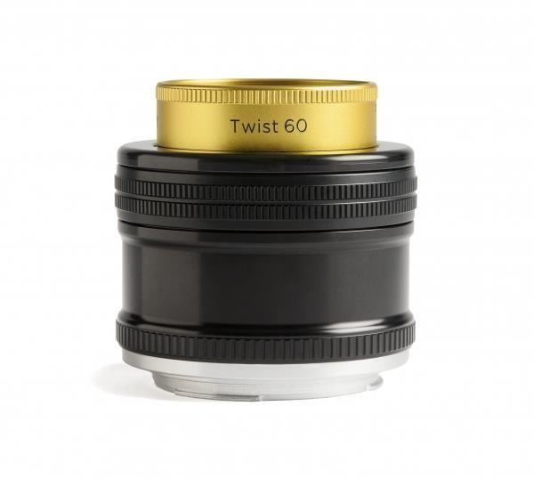 Twist 60 Nikon F