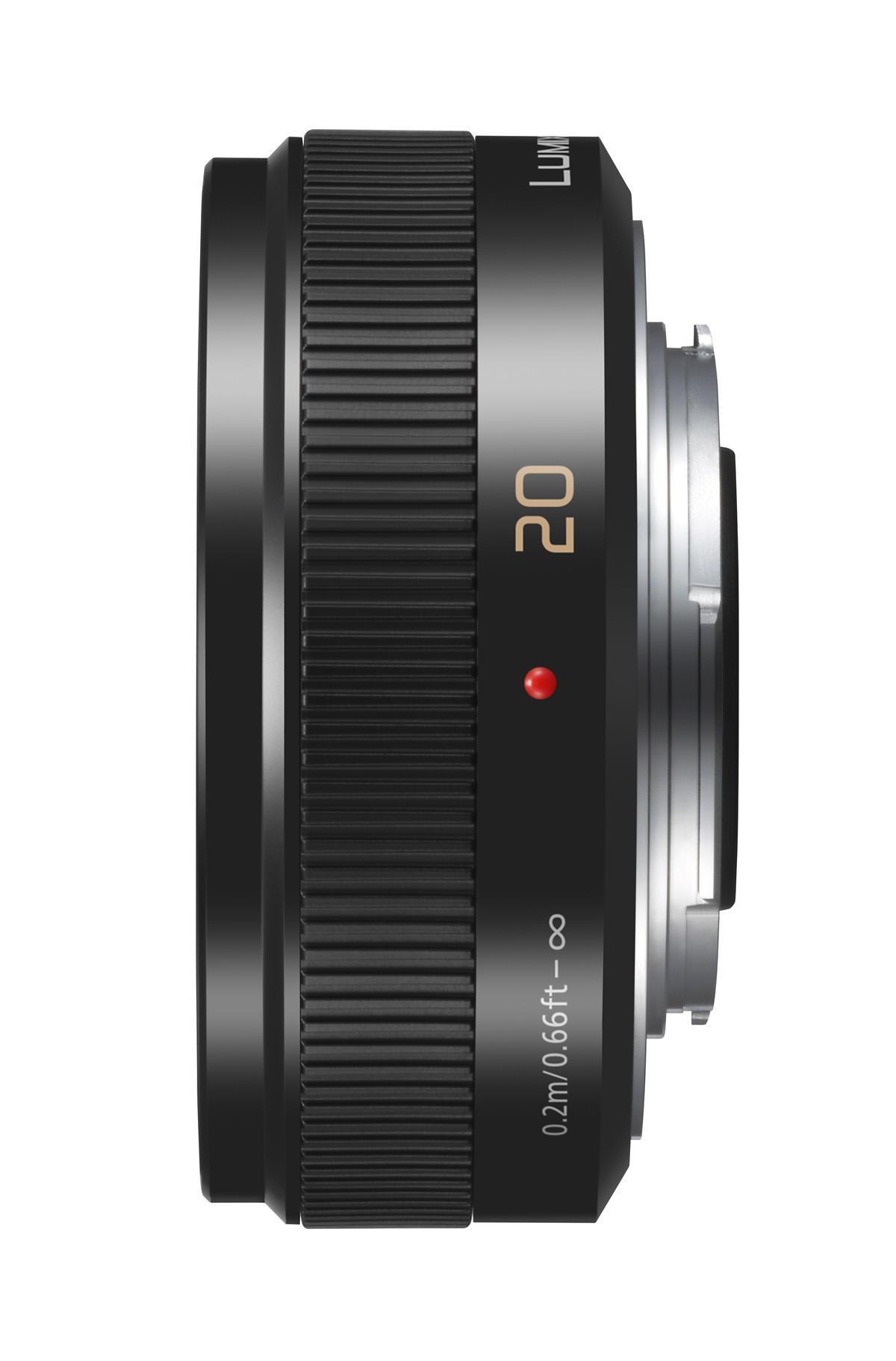 Panasonic Lumix G 20mm II F1.7