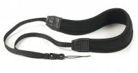 Kamera-Tragegurt Neopren für Kompaktkameras mit einer Befestigungsöse, Breite 45/30 mm