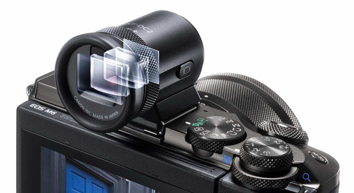 Canon EVF-DC2 Elektronischer Sucher