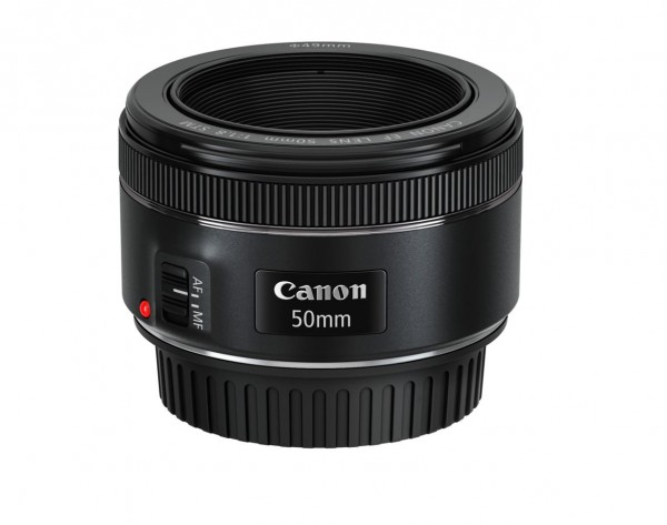 EF 50 mm 1:1,8 STM