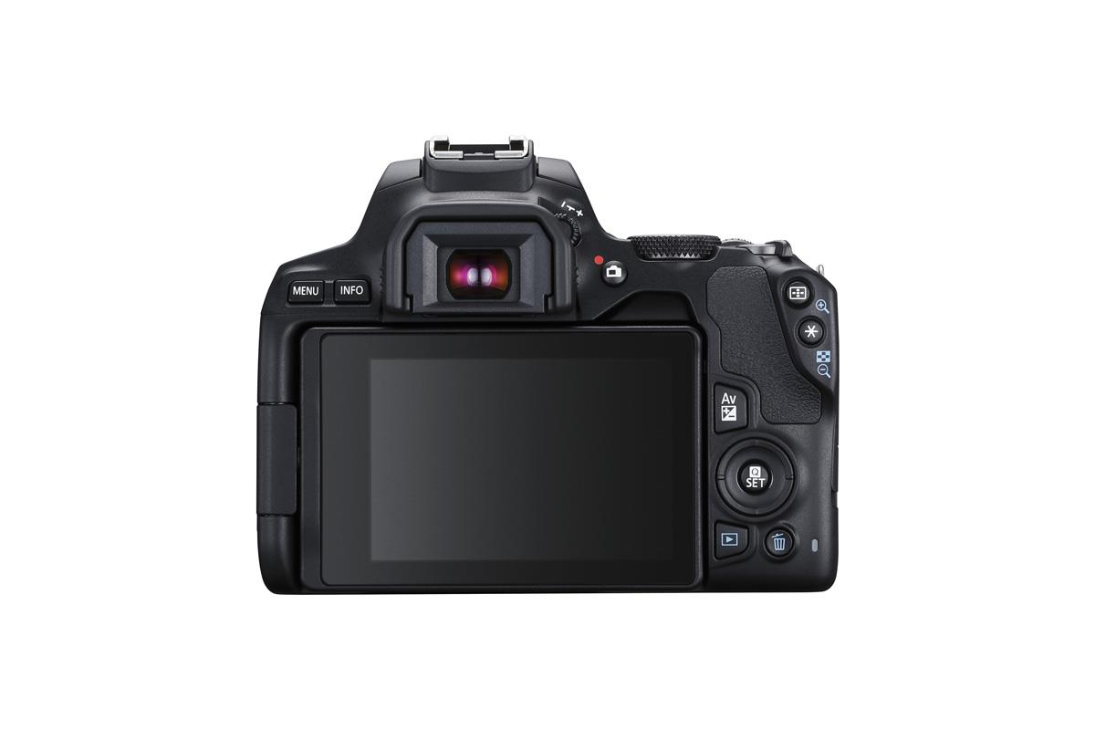 Canon EOS 250D+EF-S 18-55 mm IS STM Kit