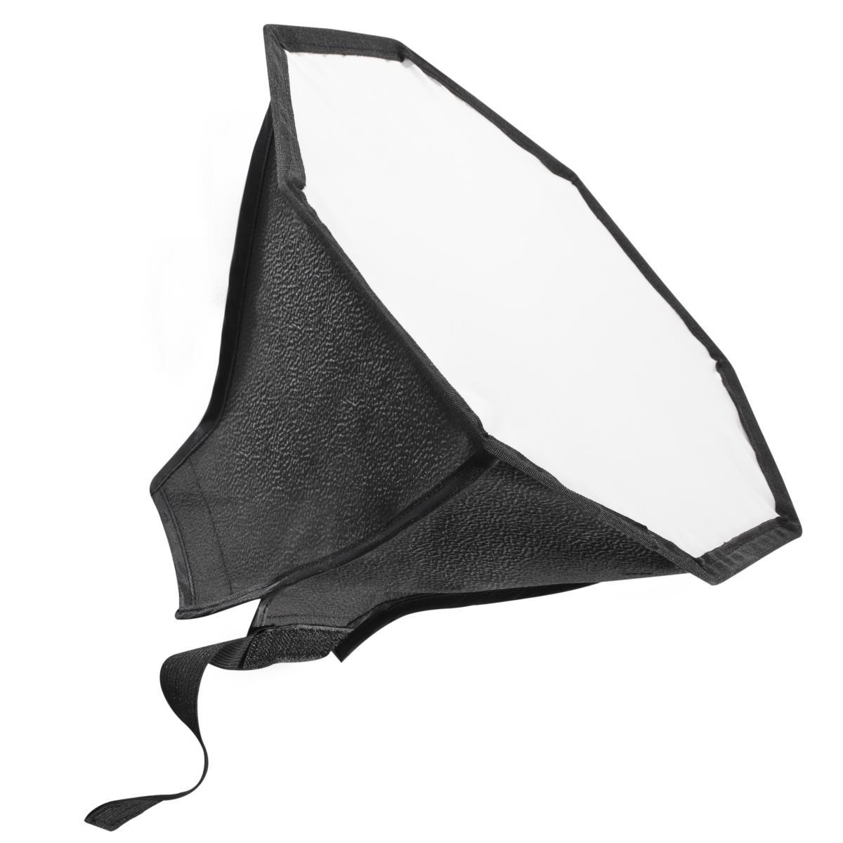Walimex pro Octagon Softbox Ø28cm für Systemblitz