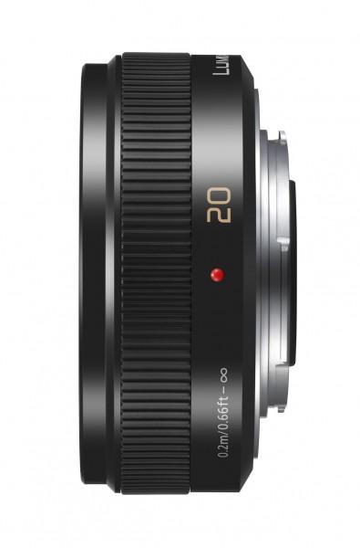 Lumix G 20mm II F1.7
