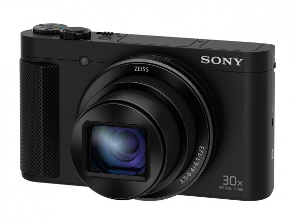 DSCHX90VB.CE3 HX90V Kompaktkamera mit 30fachem optischem Zoom