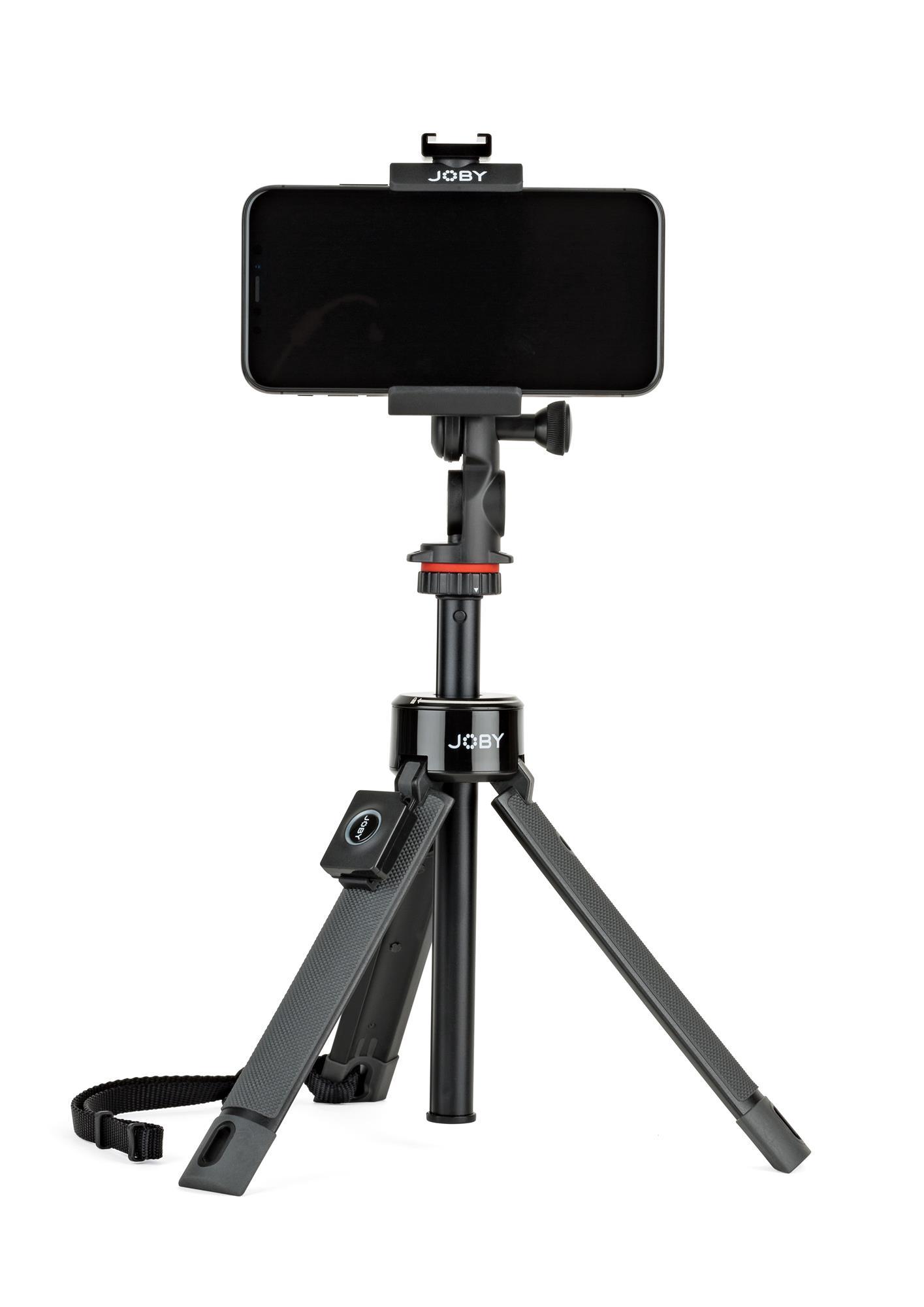 Joby GripTight™ PRO TelePod™ Teleskopstativ, schwarz / charcoal