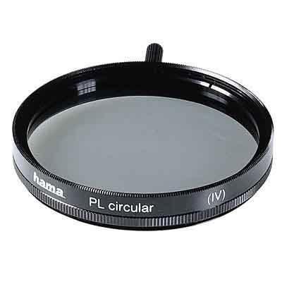 Polfilter 55 mm zirkular AR coated