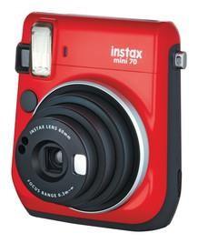 Fuji Instax mini 70 Passion Red Instant Camera