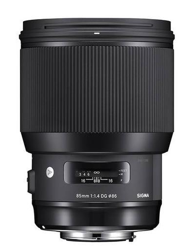 1,4/85 mm DG HSM Art Canon AF