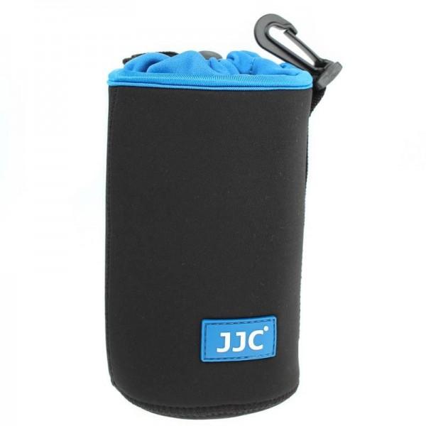 JJC NLP-15 Neopren-Objektivköcher für 1 Wechselobjektiv oder anderes Zubehör 89 x 150 mm