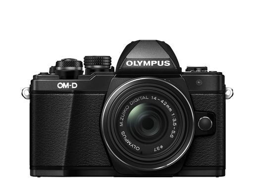 Olympus OM-D E-M10 II+3,5-5,6/14-42mm R II schwarz Kit
