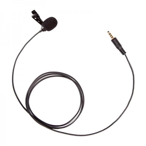 Boya BY-LM10 omnidirektionales Lavalier-Mikrofon für Smartphone und Tablet