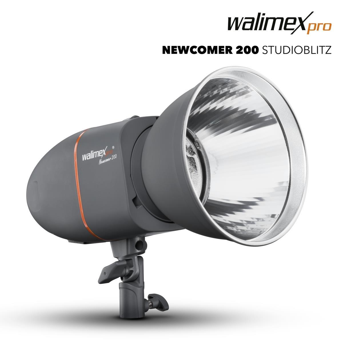 Walimex pro Newcomer 200 Studioblitz