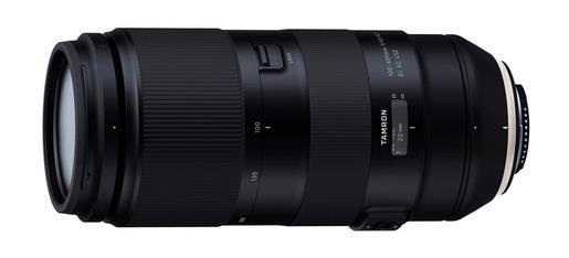 Tamron AF 4,5-6,3/100-400 mm Di VC USD Nikon F schwarz, Objektiv