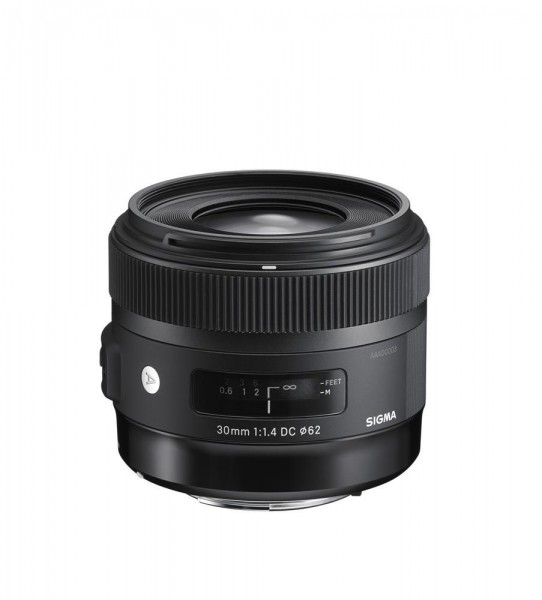 30mm F1,4 DC HSM Canon