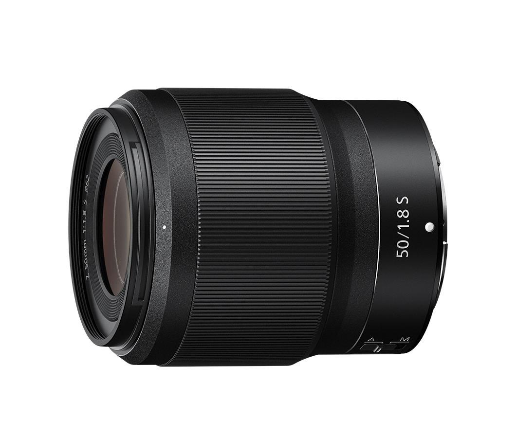 Nikon NIKKOR Z 50 mm 1:1,8 S (inkl. HB-90) - Preis nach Abzug von 100,00 Euro Sofortrabatt !