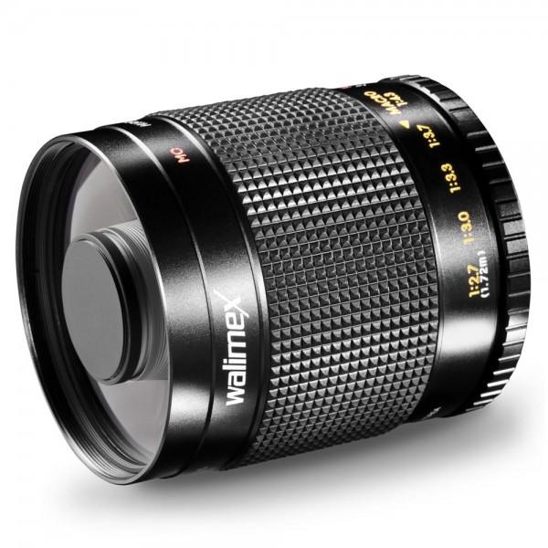 walimex 500/8,0 DSLR Spiegel T2