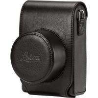Tasche D-LUX 7, Leder, schwarz