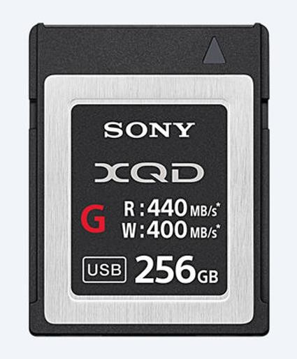 Sony 256 GB XQD-Karte G-Serie