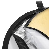 Walimex pro 5in1 Reflektoren Set, 107cm