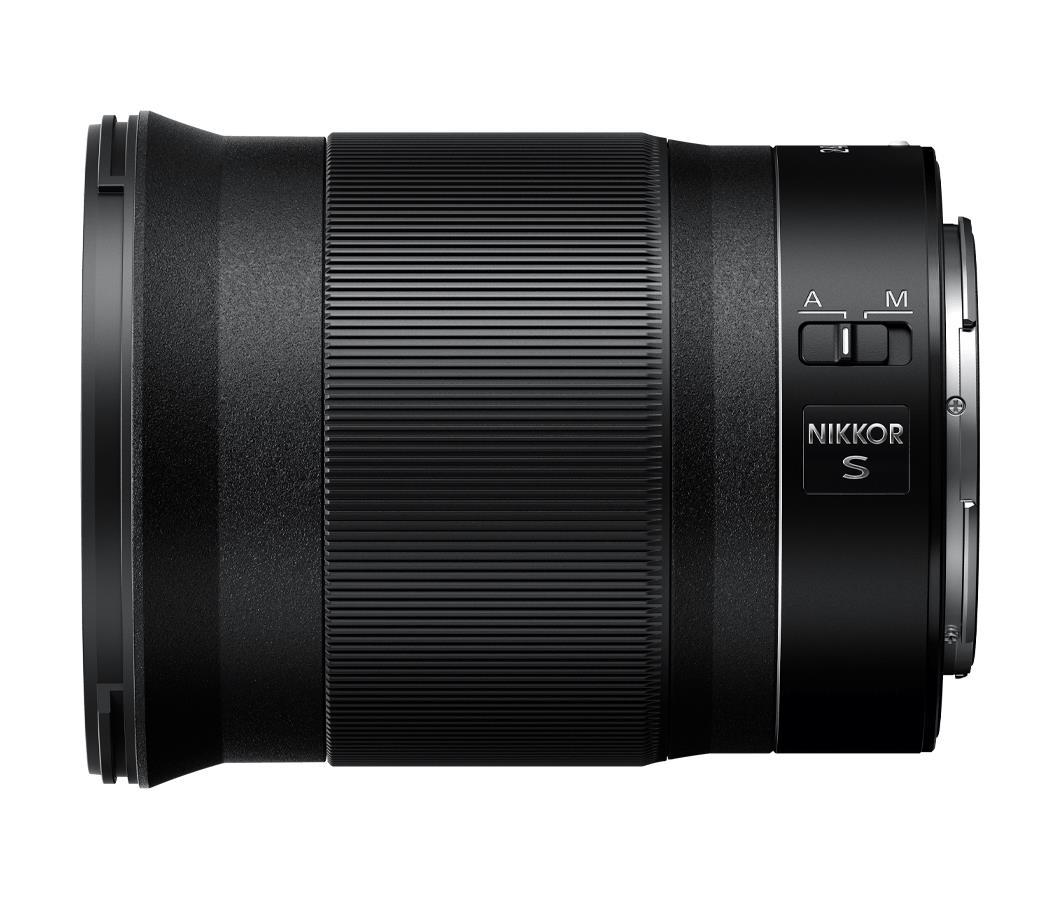 Nikon NIKKOR Z 24 mm 1 : 1,8 S ( incl. HB-88 )