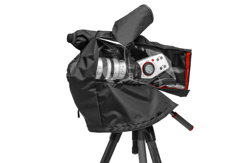 Manfrotto Pro Light Video-Regenschutz RC-12 für AJ-PX270
