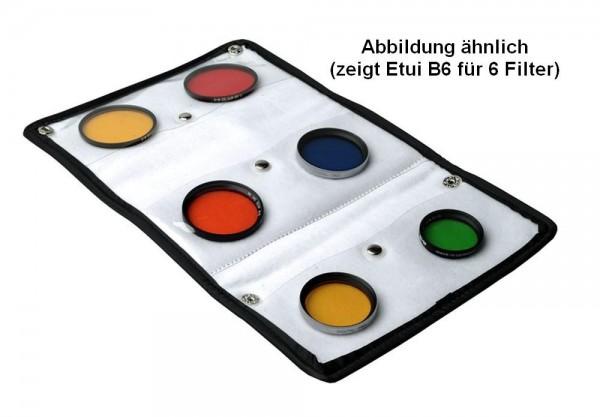 Filteretui B4, 4x bis 82 mm, Nylon