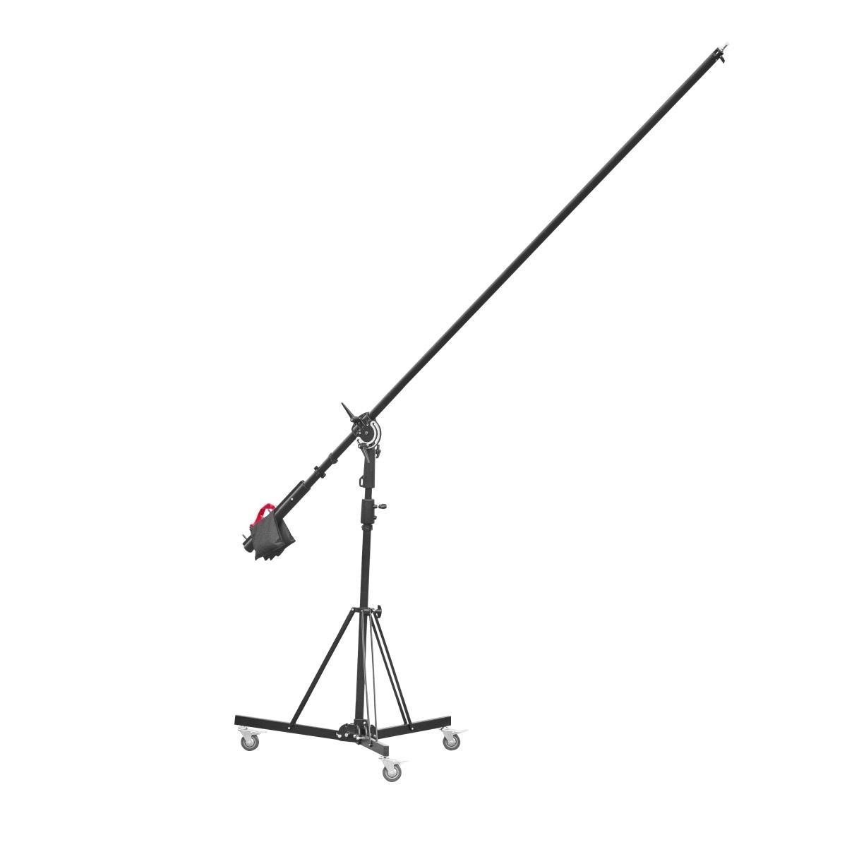 Walimex pro Galgen-Rollstativ Filmset Pro 140-450