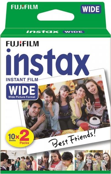 Fuji Instax DP (2x10 Aufnahmen) wide pictureformat