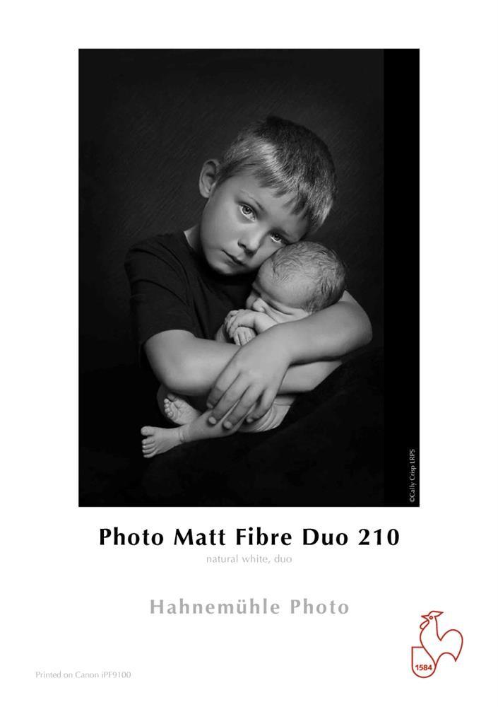 Hahnemühle Photo Matt Fibre Duo 210g A4, 25 Blatt Hahnemühle 120924