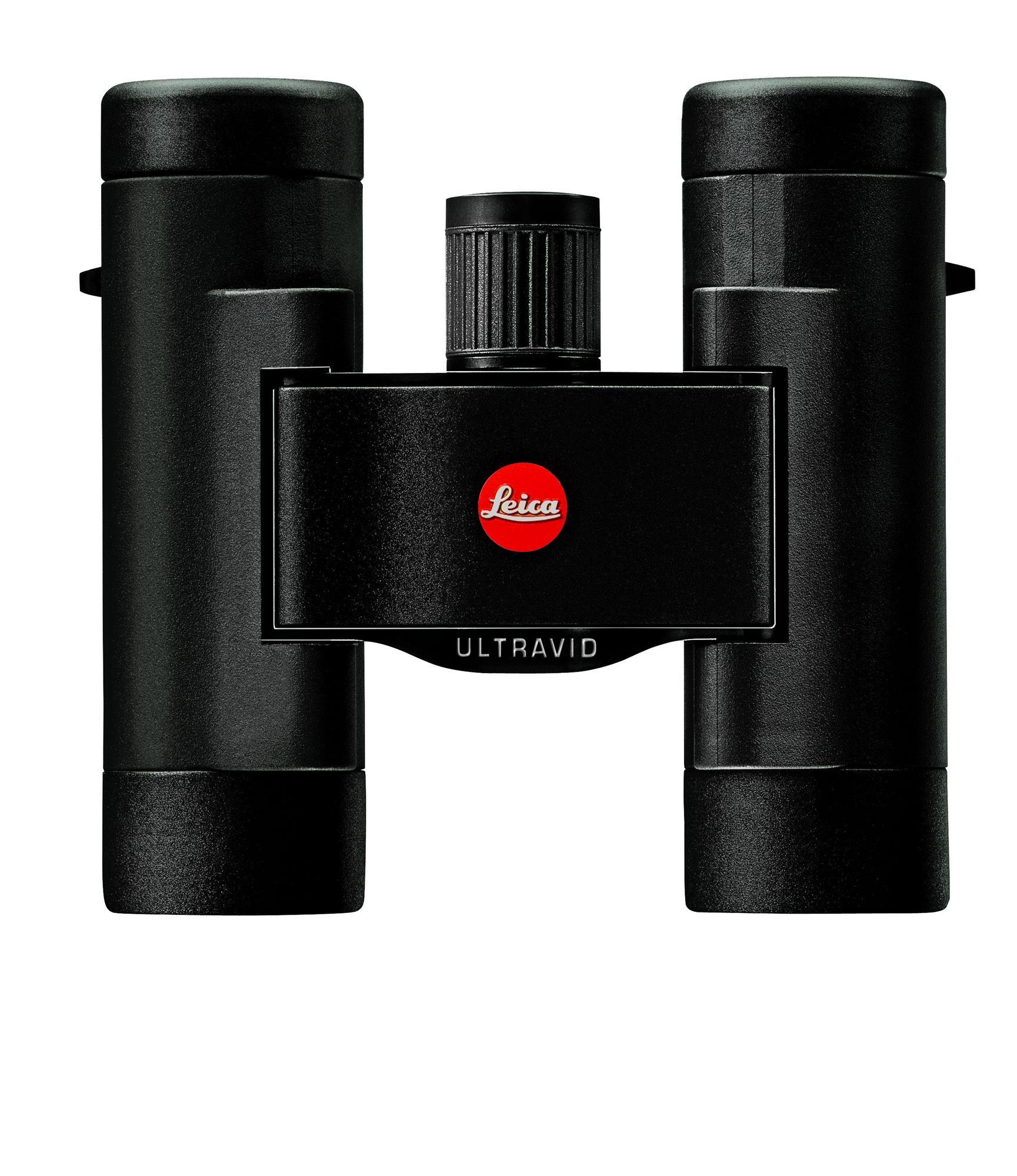Leica ULTRAVID 8x20 BR Aqua Dura, schwarz