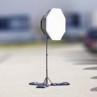 Walimex pro GN-806 Lampenstativ 215 cm