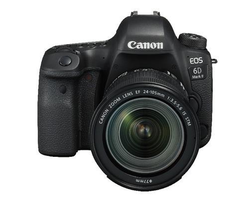 Canon EOS 6D MK II Kit 24-105mm STM