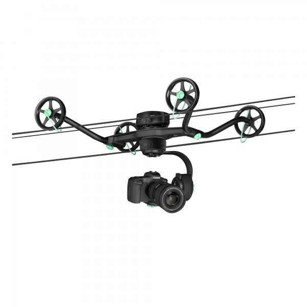 Slingshot 3-Achsen Cable Cam - Indie Kit (25m)