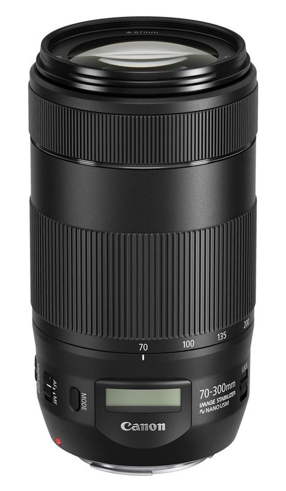 Canon EF 70-300 mm 1:4,0-5,6 IS II USM