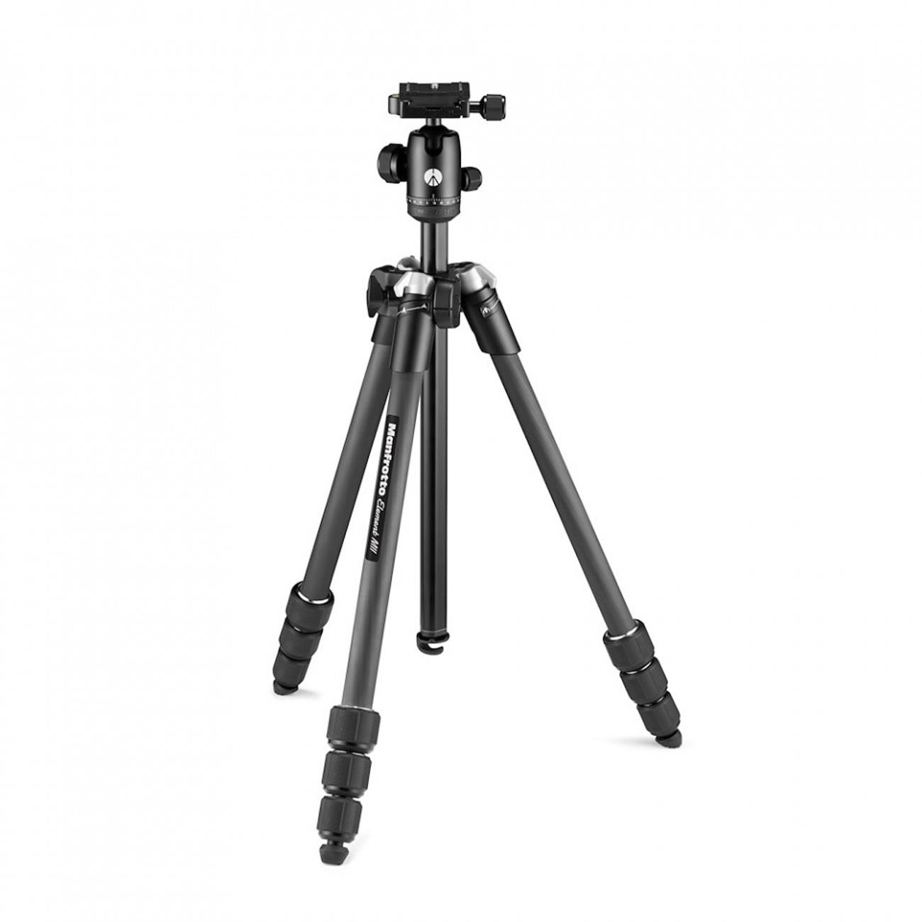 Manfrotto Element MII Mobile Bluetooth Carbon