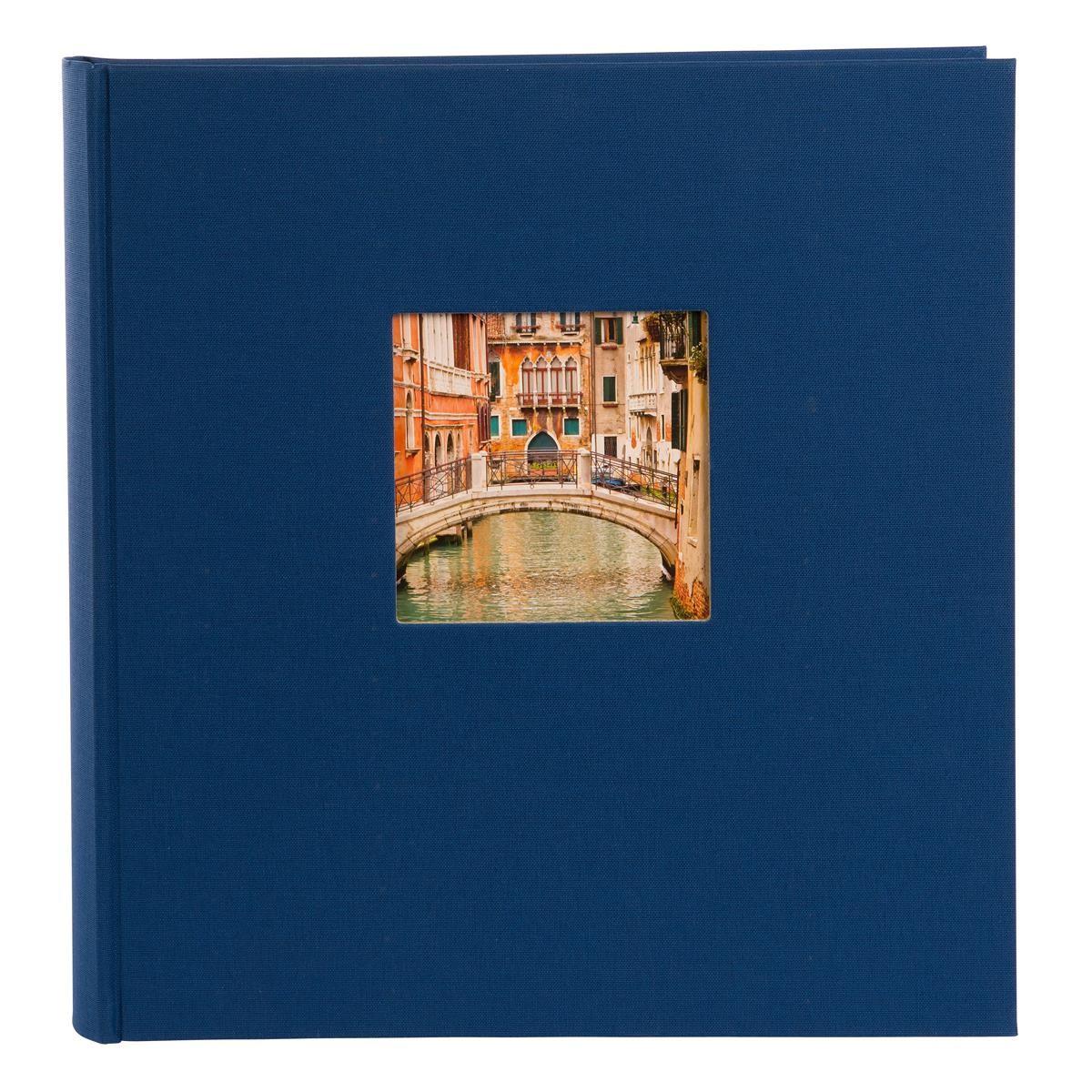 Goldbuch Fotoalbum net BV blau Fotoalbum 31 975