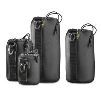Walimex pro Objektivköcher 4er Set S-XL