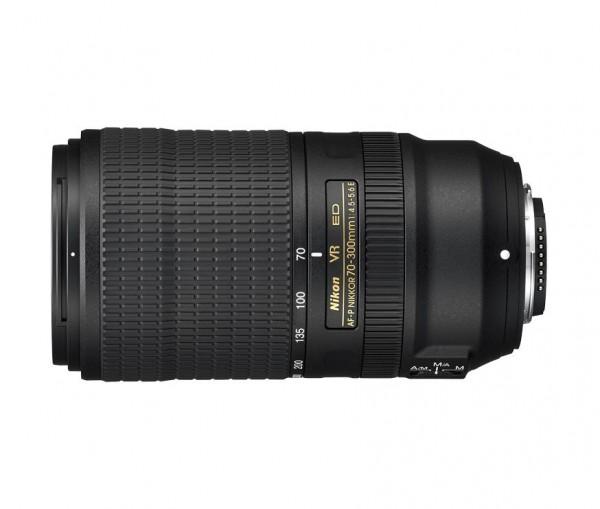 AF-P 70-300mm f/4.5-5.6E ED VR