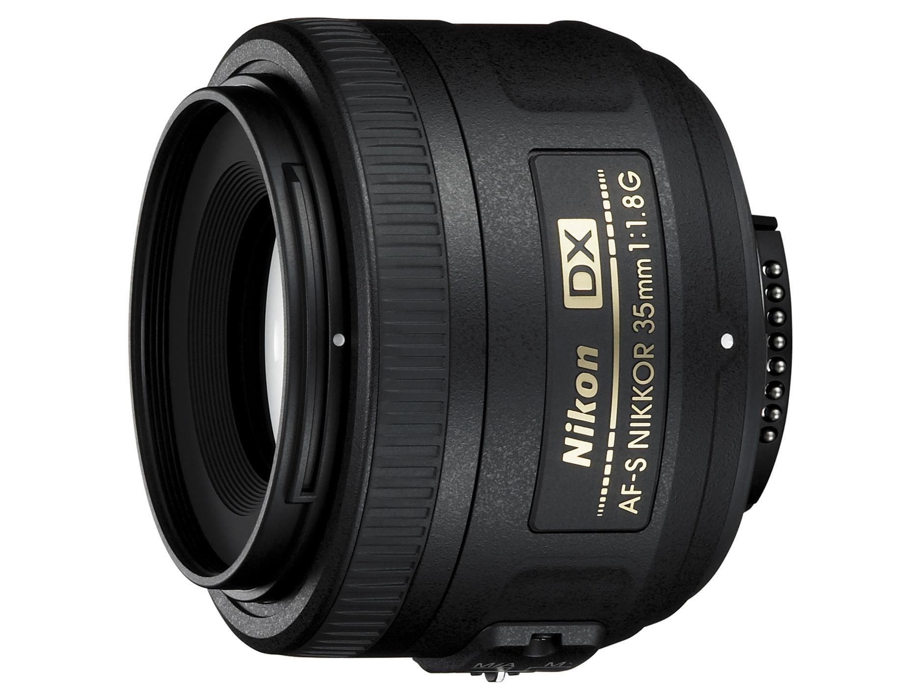 Nikon AF-S DX 35/1,8G Nikkor