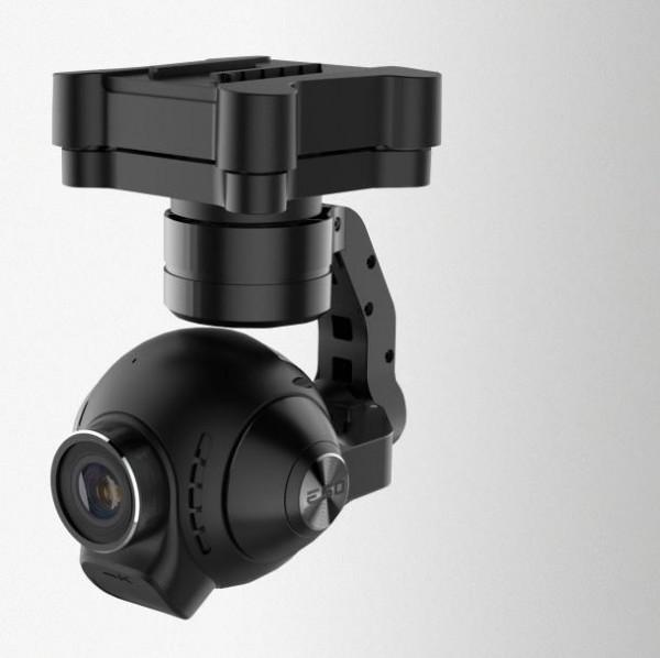 "Yuneec E50 Film- und Inspektionskamera 1/2.3"" Pro Camera Commercial , 40mm Festbrennweite"