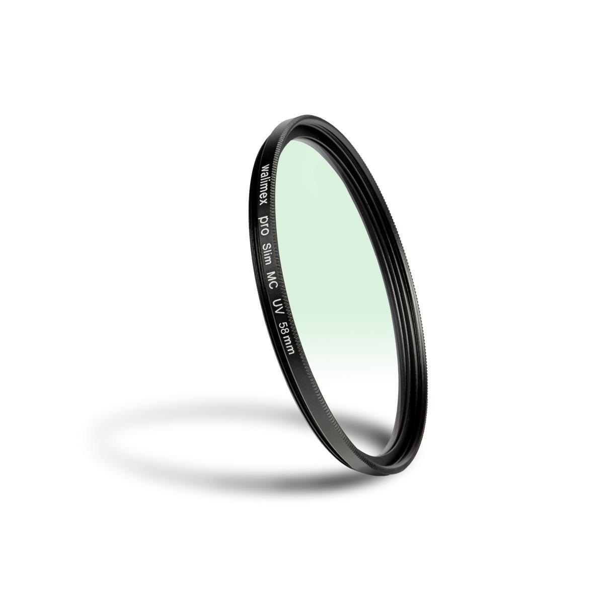 Walimex pro UV-Filter slim MC 58mm