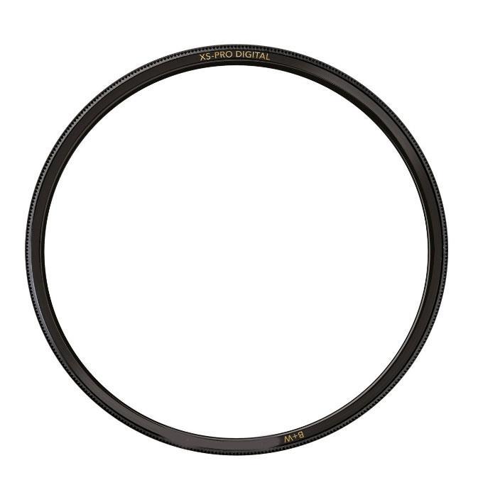 B+W UV-Filter (010) 55 mm MRC nano XS-Pro Digital