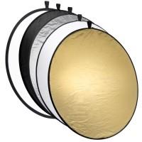 Mantona Faltreflektor 5in1, 110cm