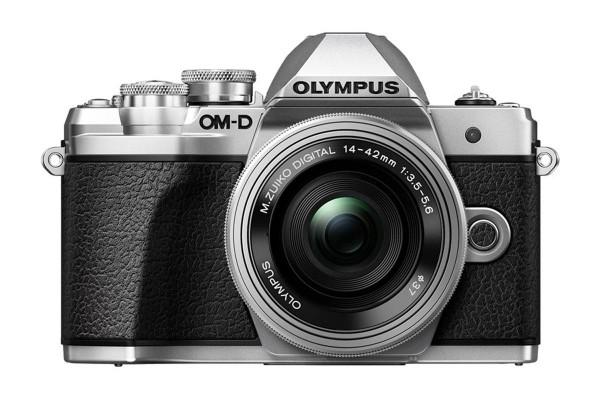 Olympus OM-D E-M10 III+ED 3,5-5,6/14-42 EZ silber