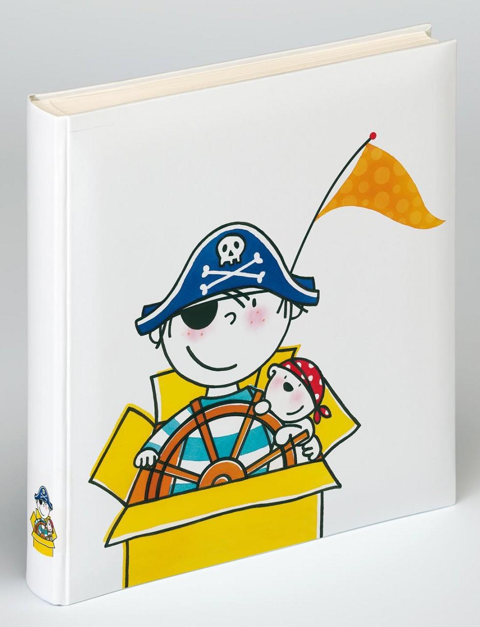 Walther Kinderalbum Pirat Kindergarten FA-268-1